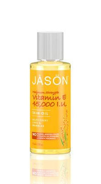Buy Jason Natural, Vitamin E 45,000 IU Max Strength Oil, 2 oz at Herbal Bless Supplement Store