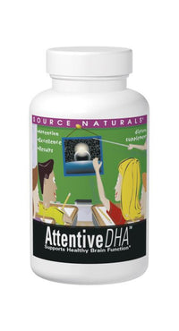 Buy Kids Attentive DHA™- Neuromins® 100mg, 30 Vegetarian Softgels at Herbal Bless Supplement Store