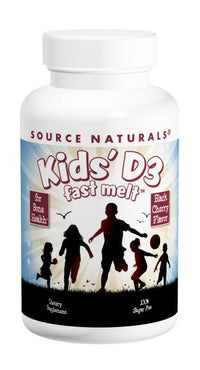 Buy Kids' D-3 400 IU, 100 fast melt at Herbal Bless Supplement Store