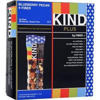 Buy Kind, Plus Fiber Bar, Blueberry Pecan 12 bars at Herbal Bless Supplement Store