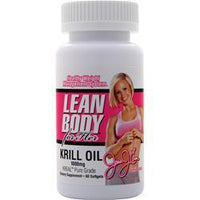 Buy Labrada, Lean Body For Her Krill Oil (1000mg), 60 sgels at Herbal Bless Supplement Store