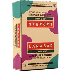 Buy Lara Bar, Organic Bar, Coconut, Kale & Cacao 15 bars at Herbal Bless Supplement Store