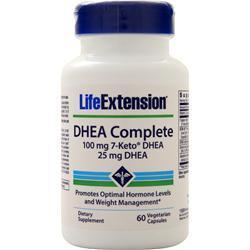 Buy Life Extension, DHEA Complete, 60 vcaps at Herbal Bless Supplement Store