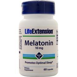 Buy Life Extension, Melatonin (10mg), 60 caps at Herbal Bless Supplement Store