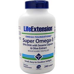 Buy Life Extension, Super Omega-3 EPA/DHA with Sesame Lignans & Olive Fruit Extract at Herbal Bless Supplement Store