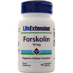 Buy Life Extension,Forskolin (10mg), 60 vcaps at Herbal Bless Supplement Store