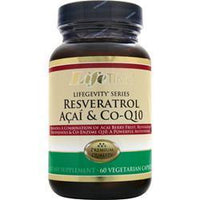 Buy Lifetime, Resveratrol Acai & Co-Q10, 60 vcaps at Herbal Bless Supplement Store