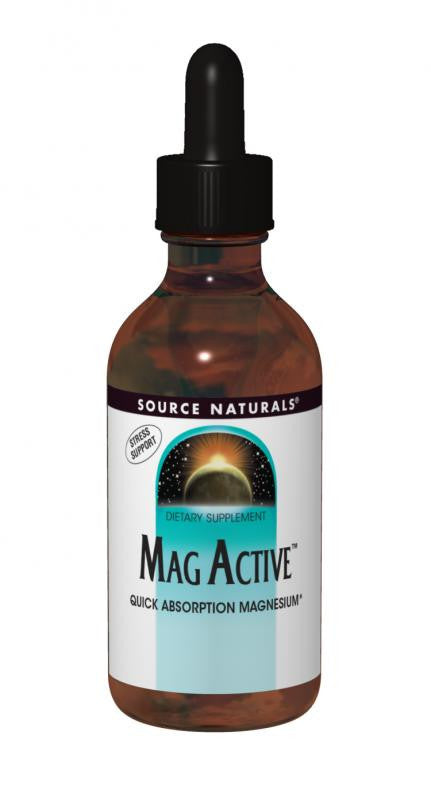 Buy Mag Active™, 4 oz at Herbal Bless Supplement Store