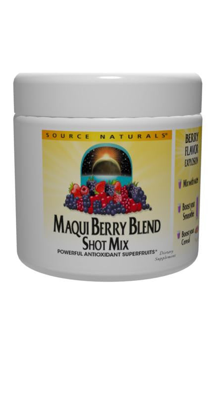Buy Maqui Berry Blend Shot Mix Powder, 100 gm at Herbal Bless Supplement Store