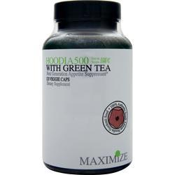 Buy Maximum International, Hoodia 500 with Green Tea at Herbal Bless Supplement Store