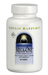 Buy Mega-One™ Multiple Without Iron, 60 tablet at Herbal Bless Supplement Store