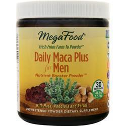 Buy Megafood, Daily Maca Plus for Men, 1.57 oz at Herbal Bless Supplement Store