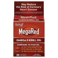 Buy MegaRed, Omega-3 Krill Oil Softgels at Herbal Bless Supplement Store