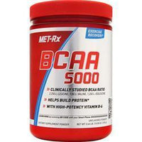 Buy Met-Rx, BCAA 5000 Powder, Unflavored 300 grams at Herbal Bless Supplement Store