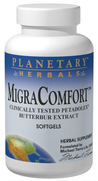 Buy MigraComfort™ Petadolex® Butterbur 50mg, Softgels at Herbal Bless Supplement Store