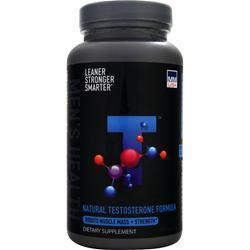 Buy MMUSA, T - Natural Testosterone Booster, 90 caps at Herbal Bless Supplement Store