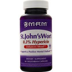 Buy MRM, St. John's Wort (450mg), 60 vcaps at Herbal Bless Supplement Store