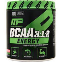Buy Muscle Pharm, BCAA 3:1:2 Energy Powder at Herbal Bless Supplement Store