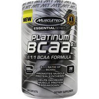 Buy Muscletech, Essential Series - Platinum BCAA, 200 cplts at Herbal Bless Supplement Store