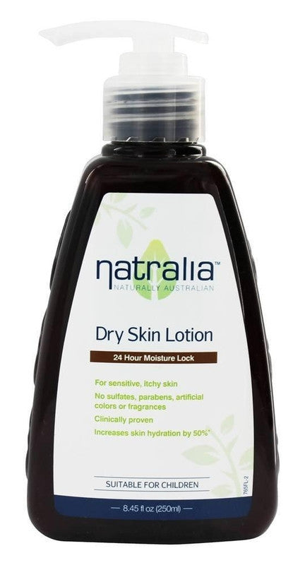 Buy Natralia, Dry Skin Lotion, 8.45 oz at Herbal Bless Supplement Store