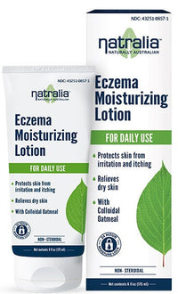 Buy Natralia, Eczema Moisturizing Lotion, 6 oz at Herbal Bless Supplement Store