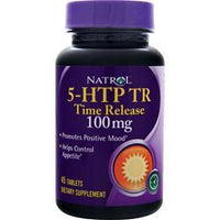 Buy Natrol, 5-HTP TR - Time Release (100mg) 45 tabs at Herbal Bless Supplement Store