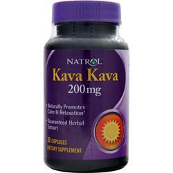 Buy Natrol, Kava Kava (200mg) 30 caps at Herbal Bless Supplement Store