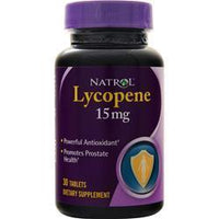 Buy Natrol, Lycopene (15mg) 30 tabs at Herbal Bless Supplement Store