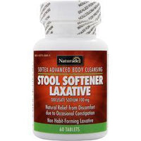 Buy Naturade, Stool Softener Laxative, 60 tabs at Herbal Bless Supplement Store