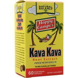 Buy Natural Balance, Kava Kava Root Extract, 60 vcaps at Herbal Bless Supplement Store
