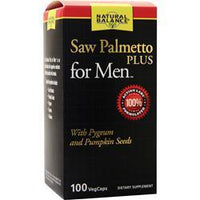 Buy Natural Balance, Saw Palmetto Plus - For Men, 100 vcaps at Herbal Bless Supplement Store