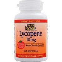 Buy Natural Factors Lycopene (10mg) 60 sgels at Herbal Bless Supplement Store