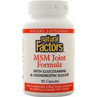 Buy Natural Factors MSM Joint Formula at Herbal Bless Supplement Store