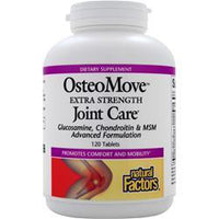 Buy Natural Factors OsteoMove Extra Strength Joint Care, 120 tabs at Herbal Bless Supplement Store