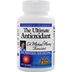 Buy Natural Factors, The Ultimate Antioxidant with Alpha Lipoic Acid and Lutein, 60 caps at Herbal Bless Supplement Store