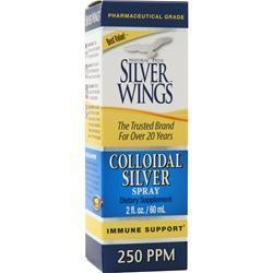 Buy Natural Path, Silver Wings - Colloidal Silver Spray 250 PPM, 2 fl.oz at Herbal Bless Supplement Store