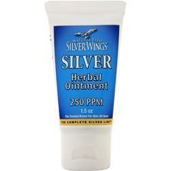 Buy Natural Path, Silver Wings - Silver Herbal Ointment 250 PPM, 1.5 oz at Herbal Bless Supplement Store