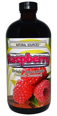 Buy Natural Sources, Raspberry Concentrate, 16 oz at Herbal Bless Supplement Store