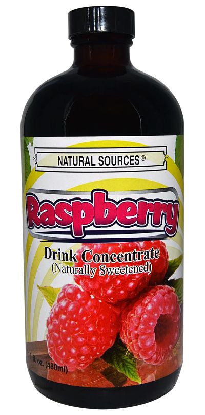 Buy Natural Sources, Raspberry Concentrate, 8 oz at Herbal Bless Supplement Store