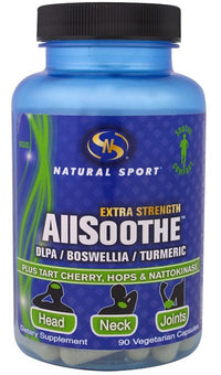 Buy Natural Sport, AllSoothe Joint Health, 90 capvegi at Herbal Bless Supplement Store