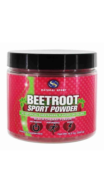 Buy Natural Sport, Beet Root Sport Powder, 8.5 oz at Herbal Bless Supplement Store