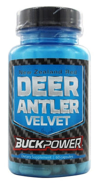 Buy Natural Sport, New Zealand Red Deer Antler Velvet, 60 capsule at Herbal Bless Supplement Store