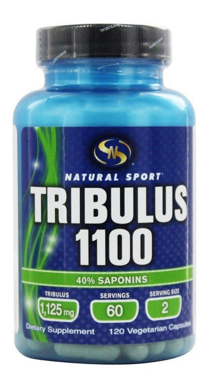 Buy Natural Sport, Tribulus 1100, 120 capvegi at Herbal Bless Supplement Store