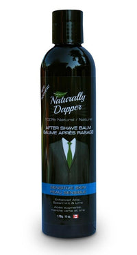 Buy Naturally Dapper, Aftershave Balm for Sensitive Skin, 6 oz at Herbal Bless Supplement Store