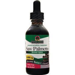 Buy Nature's Answer, Saw Palmetto, 2 fl.oz at Herbal Bless Supplement Store