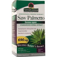 Buy Nature's Answer, Saw Palmetto Extract, 120 vcaps at Herbal Bless Supplement Store