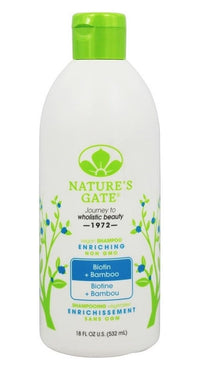 Buy Nature's Gate, Biotin Strengthening Shampoo, 18 oz at Herbal Bless Supplement Store