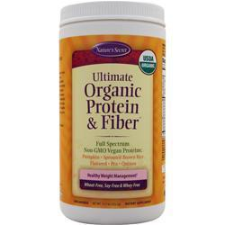 Buy Nature's Secret, Ultimate Organic and Vegan Protein & Fiber, 11.7 oz at Herbal Bless Supplement Store