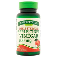 Buy Nature's Truth, Triple Strength Apple Cider Vinegar - Quick Release Capsules 60 at Herbal Bless Supplement Store