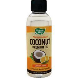 Buy Nature's Way Always Liquid Coconut Premium Oil at Herbal Bless Supplement Store